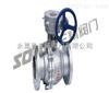 Q341F蜗轮不锈钢球阀
