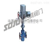 SZDLN电子式电动直通双座调节阀