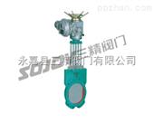 电动浆液闸阀,浆液阀门