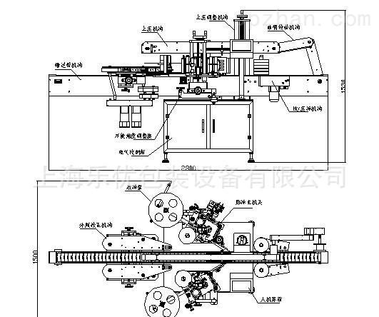 技术参数: 以下为标准机型技术参数,其他特殊要求和功能,可量身订做。 贴标精度:±0.5mm (不含产品、标签误差); 贴标速度:20~200件/分钟(与产品尺寸有关); 适用产品尺寸:¢20≤产品直径≤¢150mm; 适用标签尺寸:15≤宽度≤200mm,长度≥20mm; 整机尺寸:2000×900×1500mm(长×宽×高); 适用电源:220V 50/60HZ; 整机重量:150Kg。 基本用途: 用途:实