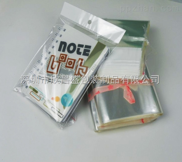 服装包装袋袜子包装袋OPP珠光膜挂袋