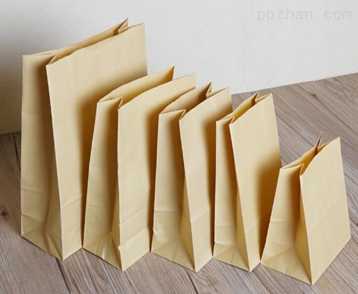 广东加厚70克外卖打包牛皮纸袋