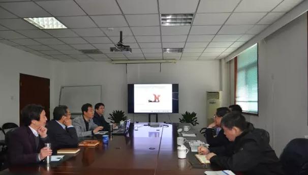 中国印工协会理事长徐建国考察陕西北人