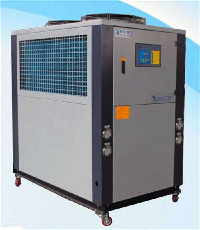工业冷冻机外形图