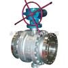 Q347Y/H-16C-DN300固定蜗轮硬密封球阀型号
